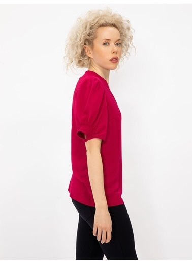 Vekem-Limited Edition Bluz Fuşya